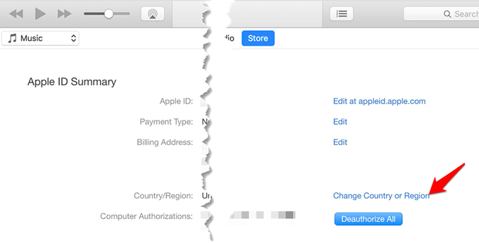 كيف تغير بلد متجر آبل App Store لتحصل على تطبيقات أكثر 3