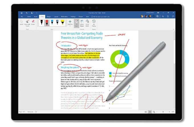 10 Best Surface Pen Apps For Windows