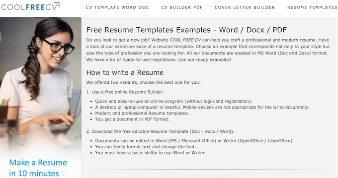 The 6 Best Online Resume Builder Services