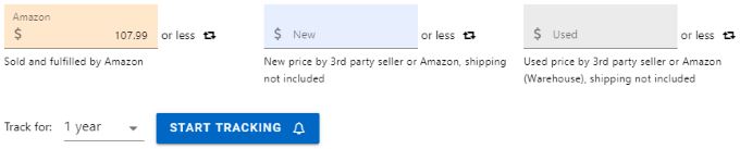 3 Amazon Price Tracking Tools For The Desktop Or Browser