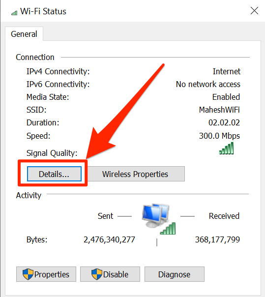 How to Find a Wireless Access Point IP Address