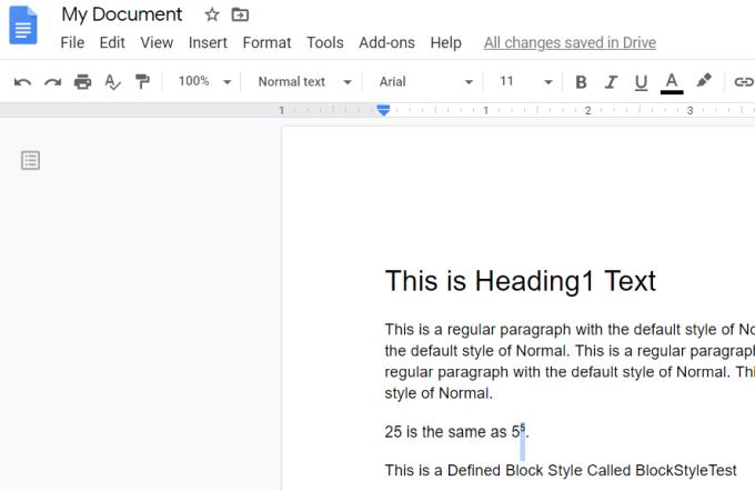How To Do Subscript Superscript In Google Docs