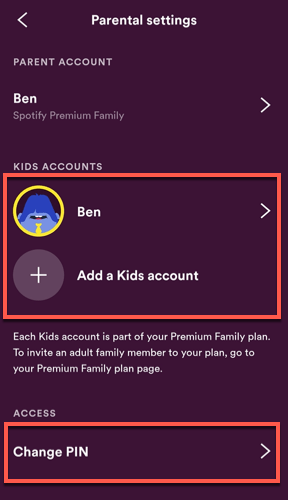 What Is Spotify For Kids How Does It Differ From Regular Spotify