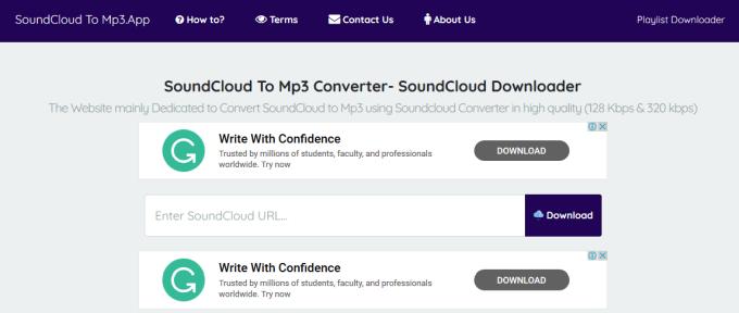 Mp3 Soundcloud to