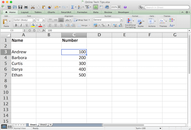 Link Cells Between Sheets and Workbooks In Excel