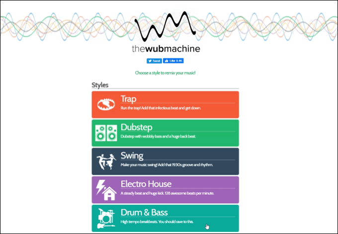 remix your own music online for free