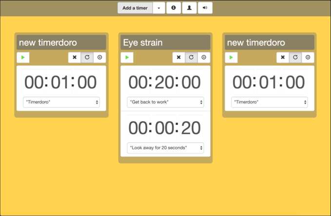 Online for free timers 5 Online
