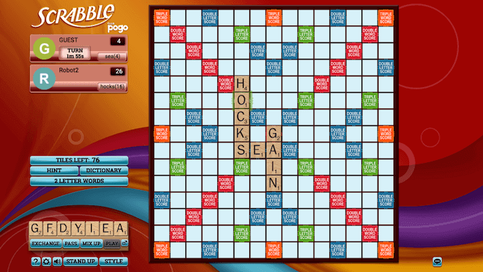 5 Best Sites To Play Scrabble Online With Friends