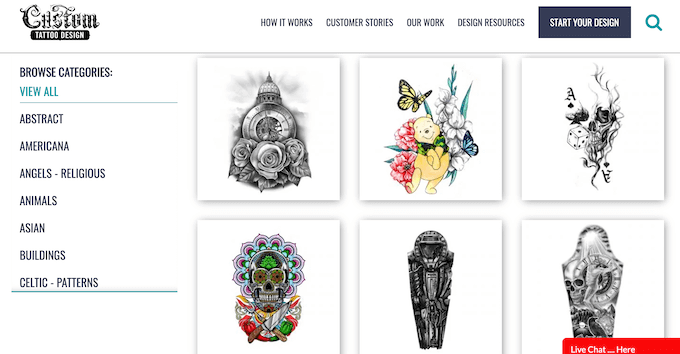 10 Best Sites For Free Tattoo Designs And Fonts